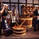 Kobe Walking Tour Including Sake Tasting at Hakutsuru Sake Museum from Osaka