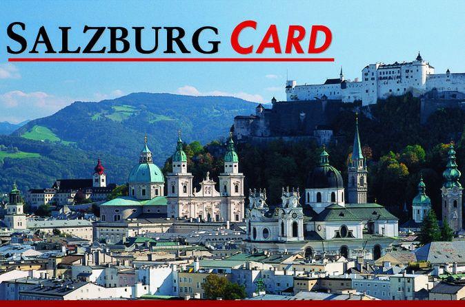 잘츠부르크 카드 24시간