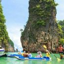 James Bond Island Tour from Krabi with Lunch & Sea Canoeing