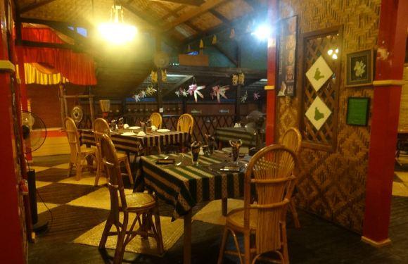 緬甸蒲甘 古老木偶戲餐廳特色晚餐+欣賞舞蹈表演
