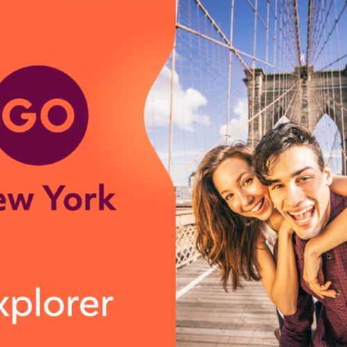 New York Explorer Pass (choose 3/4/5/7/10 from 90 attractions)