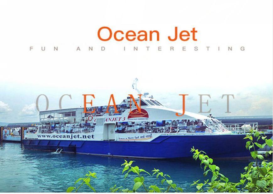 [Bohol-Siquijor/Bohol-Cebu/Bohol-Dumaguete] OceanJet Ferry Ticket
