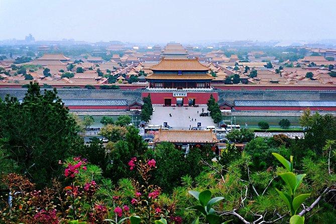 Private Walking Tour to Tiananmen Square Forbidden City Jingshan Park Beihai Park Hutong area