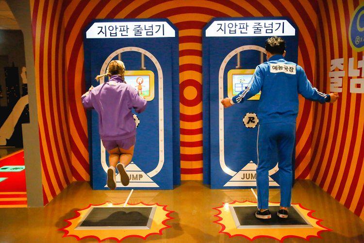 首爾 Running Man 跑跑人體驗館門票