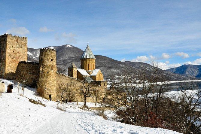 Small Group Tour to Kazbegi/Stepantsminda - Gudauri Full Day