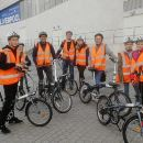 Liverpool City Center Small-Group Bike Tour