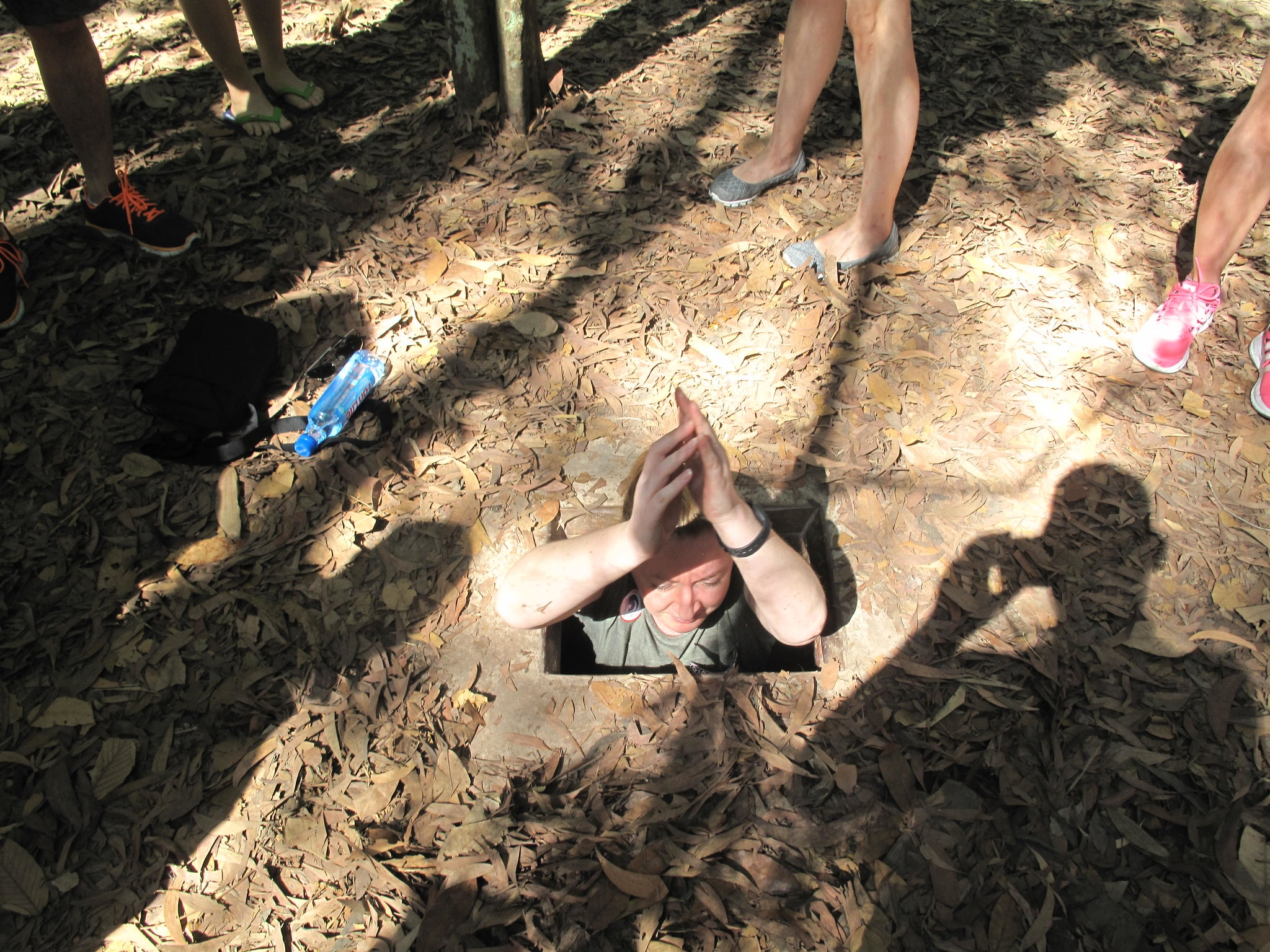 Ho Chi Minh City Cu Chi Tunnels Half-day Tour (Joining Tour)