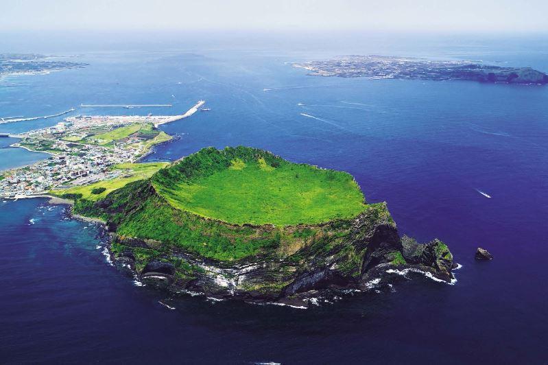 濟州島牛島+涉地可支+城山日出峰+月汀里一日遊