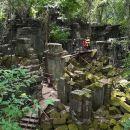 Beng Melea, Banteay Srey and Banteay Samre TemplesTour
