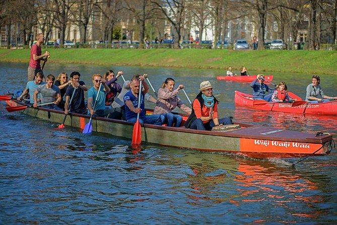 Dragon Boat / Dragon Boat 75 min / 105 min