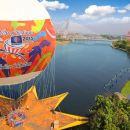 布城+黑風洞+雲頂高原一日遊(含熱氣球+纜車)