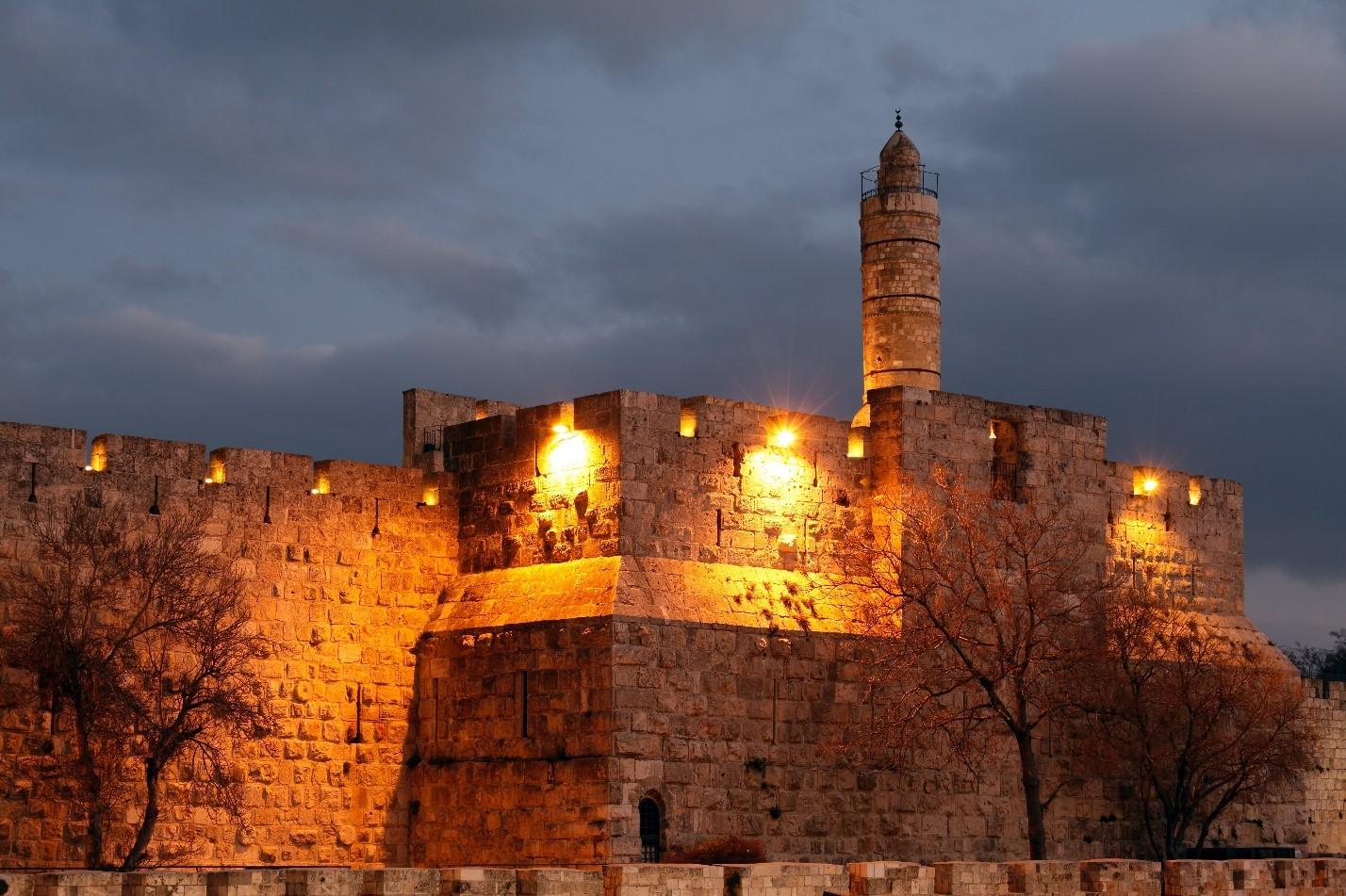 以色列耶路撒冷一日遊(耶路撒冷[周二]酒店接送+中文導遊)