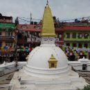 KAthmandu - Half day Sightseeing of Boudhanath Stupa and Pashupatinath Temple
