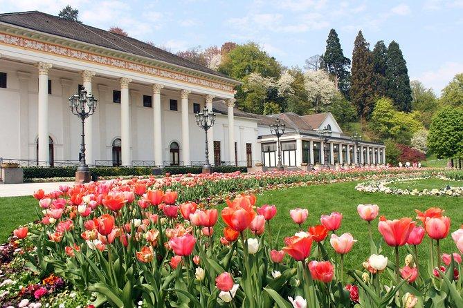 Heidelberg and Baden-Baden Tour from Frankfurt