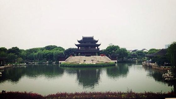 Private Suzhou in One Day with Grand Canal Cruise