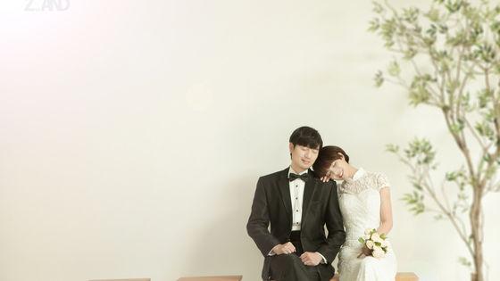 【小資情侶必備】 韓國吉安得婚紗攝影體驗