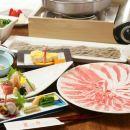 【東京美食】高級黑豬肉涮涮鍋・東京銀座 羅豚 GINZA GLASSE 店