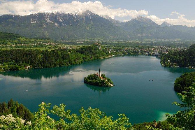 Lake Bled & Ljubljana Tour from Piran or Portoroz or Izola
