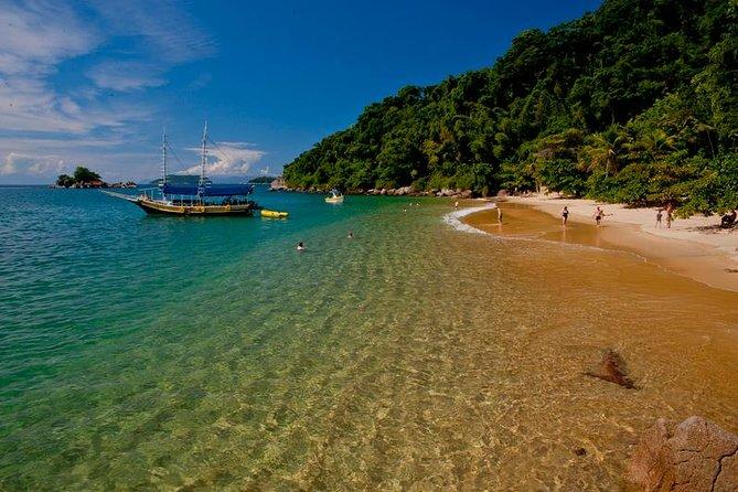 Schooner Tour to Paraty Islands