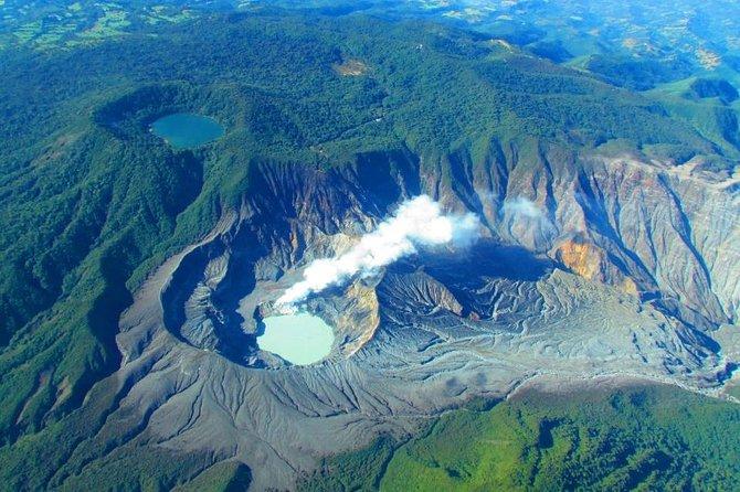 Poas Volcano plus La paz waterfall gardens (Private tour)
