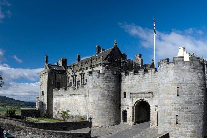 Glasgow (Greenock) Shore Excursion: Stirling, Loch Lomond & The Highlands