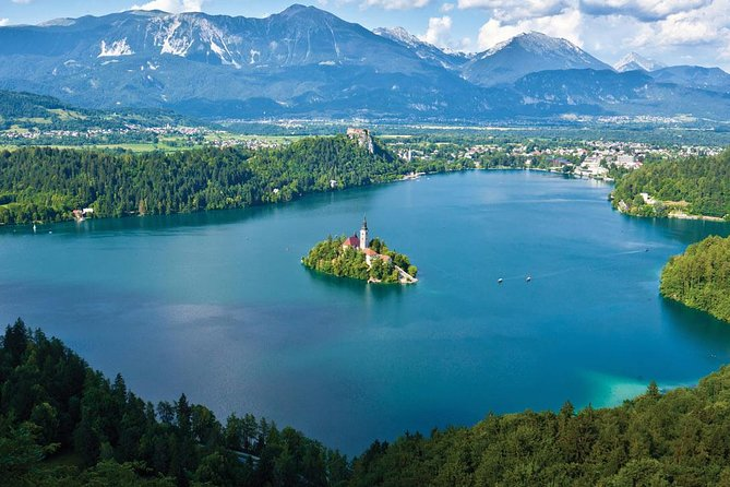 Lake Bled & Ljubljana Tour from Piran