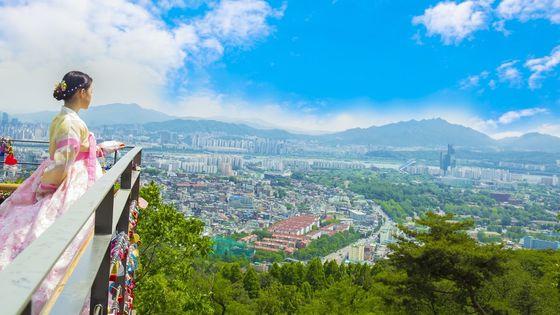 【首爾特色行程】南山首爾塔韓服文化體驗