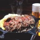 【札幌啤酒園】成吉思汗烤羔羊肉套餐