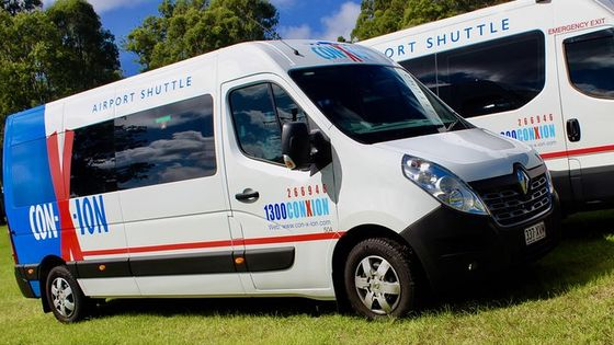 Sunshine Coast Airport Departure Transfer from Hotels