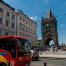 City Sightseeing Prague Hop-On Hop-Off Bus Tour & Boat Tour