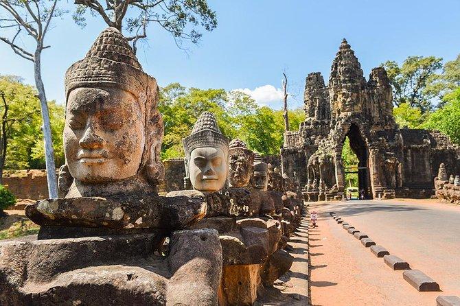 Angkor Temples Small-Group Tour