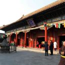 Beijing Hutong Lama Temple Jingshan Park and Olympic Stadium by Bus
