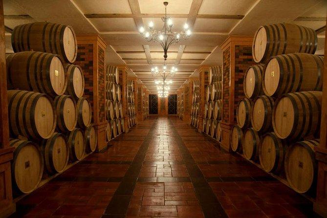 ARARAT Brandy Factory and Megerian Carpet, Yerevan Armenia