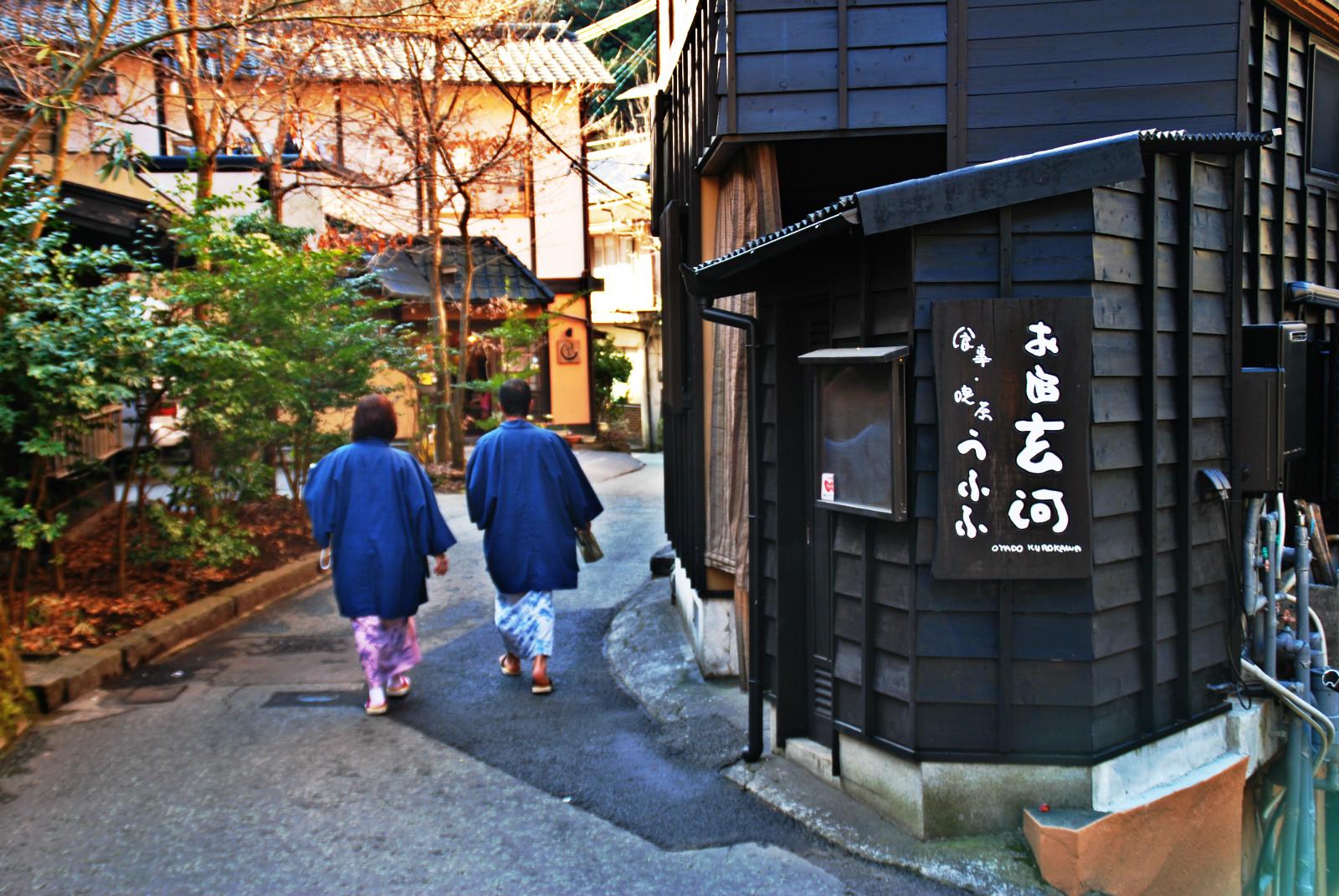 【2020お花見】九州バス1日ツアー|湯布院&黒川温泉|福岡出発