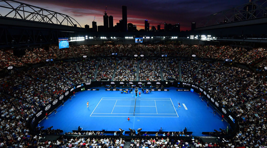 Australian Open 2020 Ground Pass