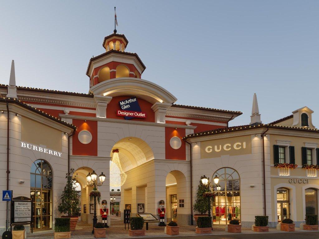 塞拉瓦萊名品奧特萊斯⇄米蘭,Serravalle 購物之旅一日遊