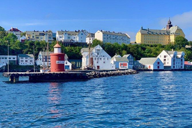 Alesund Sightseeing for Hurtigruten passengers