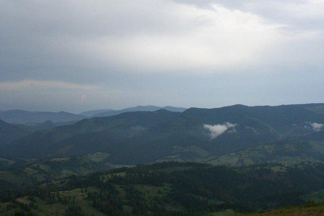 The Peaks of the Lviv Region: Ilsa Mountain
