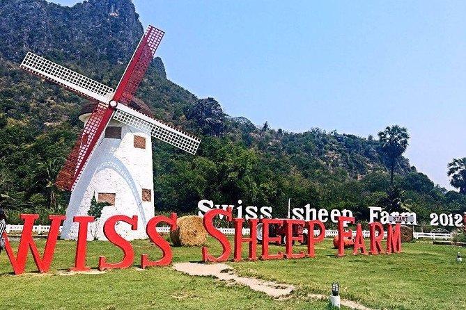 Hua Hin Swiss Sheep Farm Admission Ticket
