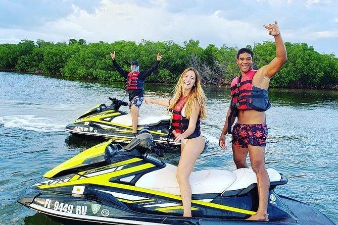 Key West Jet Ski Tour - FREE 2nd Rider