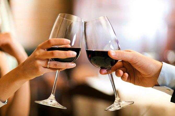 Valentines's day dinner & wine tasting