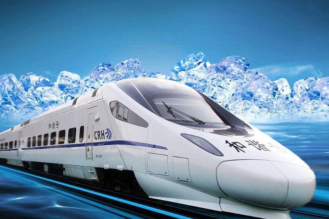 High-Speed Rail Experience Full-Day Private Tour to Countryside From Harbin