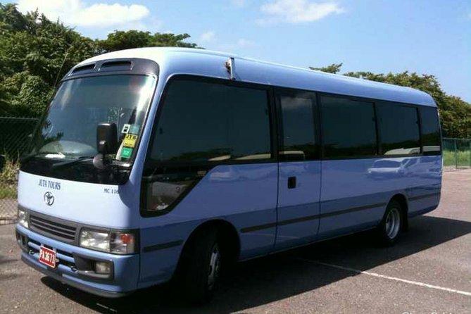 Montego Bay Airport Transportation