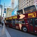 (品牌直簽,閃電出票)Big Bus New York 紐約隨上隨下觀光巴士