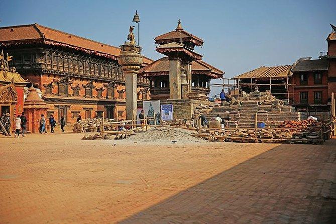 Bhaktapur Sightseeing with Nagarkot