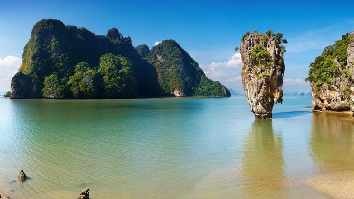 The Best James Bond Island With Canoe Day Tour By Speedboat From Phuket
