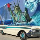 Private Exclusive Classic Car Tour Miami Beach & Wynwood 2-Hour