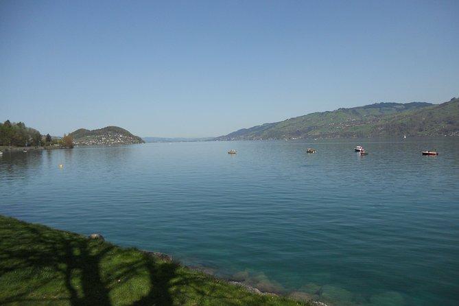 Private Lake Thun and Lake Brienz Express Tour from Interlaken