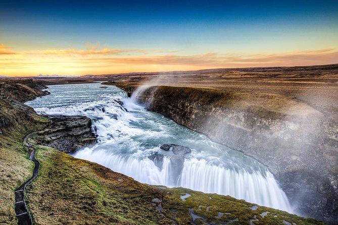 Golden Circle Afternoon Tour from Reykjavik
