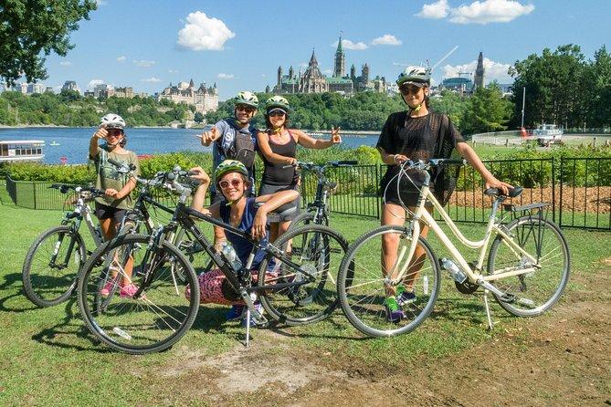 2-Hour Ottawa Express City Bike Tour